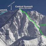 Normal Route, Shishapangma (8 027 m / 26 335 ft)