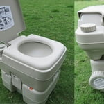 Toilet Portable (chemical) Young India