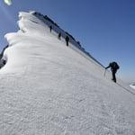 Normal Route, Peak Shurovskogo (4 259 m / 13 973 ft)