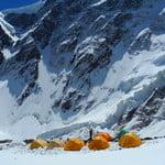 Climbing Khan-Tengri 7010m