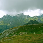 Golemi Korab (2 764 m / 9 068 ft)