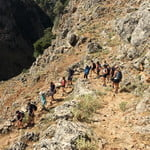 Aradena gorge daily hiking