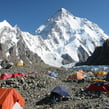 K2 base camp August 2018