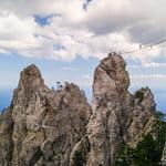 Ai-Petri Climbing in Crimea