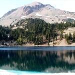 Lassen Peak (3 187 m / 10 456 ft)