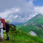 Breskul Route, Goverla (2 061 m / 6 762 ft)