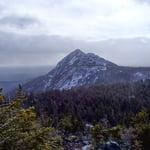 Mount Chocorua (1 060 m / 3 478 ft)