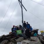 South ridge, Hangerer (3 020 m / 9 908 ft)