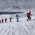 Ski Touring in Greenland