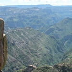 Copper Canyon, North American Cordillera