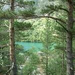 Baduki Lakes Trail, Caucasus Mountains
