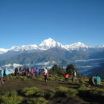 Poon Hill Trek, Annapurna (8 091 m / 26 545 ft)