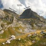 Normal Route, Zla Kolata (2 534 m / 8 314 ft)