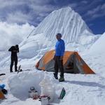 Alpamayo Climbing Peru By Peruvian Mountains Guide