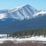 Mount Elbert (4 396 m / 14 423 ft)