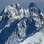 Ushba (4 700 m / 15 420 ft)