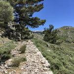 Hiking to Vasiliki Strata 1