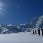 Chamonix to Zermatt, Alps