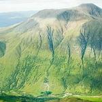 Ben Nevis (1 344 m / 4 409 ft)