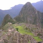 Machu Picchu, Andes