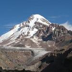 Climb on mount Kazbeg 5054
