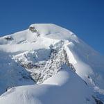Allalinhorn (4 027 m / 13 212 ft)