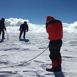 CLIMBING TOUR TO COROPUNA MOUNTAIN