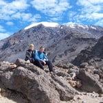 Climbing Kilimanjaro success summit budget adventure trips