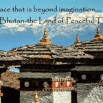 """ Remember that happiness is a way of travel – not a destination."" #BhutanToursandLuxuryExclusive #HappinessCountry #ExperienceBhutanwithUs #UniqueBhutan #BhutanBuddhism #BhutanTrekking #BhutanRafting #BhutanTemples #BhutanFestivals #BhutanExpedition"