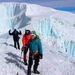 Kilimanjaro volcano crater expeditions