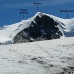 Bishorn (4 153 m / 13 625 ft)