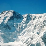 Peak Pobeda (7 439 m / 24 406 ft)