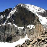 Keyhole Route, Longs Peak (4 329 m / 14 203 ft)