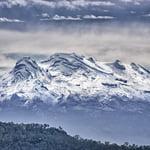 Iztaccihuatl - Portillos, Iztaccihuatl (5 230 m / 17 159 ft)