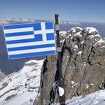Olympus Mytikas 2.917 summit