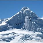 Peru: Expedition Nevados Urus (5495m), Ishinca (5530m) and Tocllaraju (6034m)-&-Huascaran (6768 m), Tocllaraju (6 038 m / 19 810 ft)