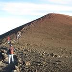 Normal Route, Mauna Kea (4 205 m / 13 796 ft)
