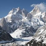 Notable Features : Baintha Brakk Baintha Brakk Is Exceptional In Its Combination Of Altitude, Height Above Local Terrain, And Steepness. It Is A Complex Granite Tower, Steeper And Rockier Than Most Other Karakoram Peaks. (The Latok Peaks Next To Baintha B