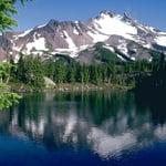 Mount Jefferson (3 200 m / 10 499 ft)