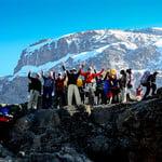 Machame route 6 days success summit Kilimanjaro trekking