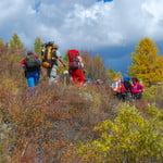 Asralt Khairkhan Trekking tour