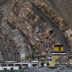 Travel to the Upper Mustang - Kingdom of Luo