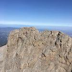 Olympus Stefani peak