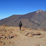 Montana Blanca, Pico de Teide (3 718 m / 12 198 ft)