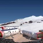 LeapRus - eco-hotel at 3800 meters