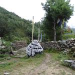 Trail of Phakding