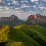 Gora Acheshbok (2 474 m / 8 117 ft)