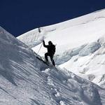 Ski Touring in Bolivia, Andes