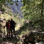 Hiking to Agia Irini gorge 1