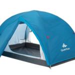 Trekking Tent (Indian) Quechua and Easton